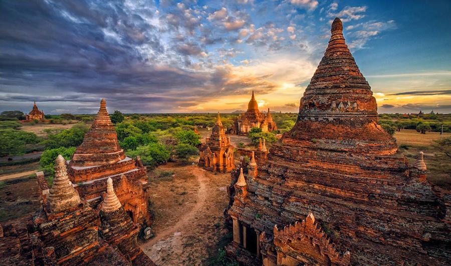 缅甸10日万塔之城摄影创作之旅:曼德勒、蒲甘、茵莱湖