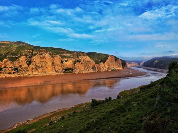黄河沿黄公路自驾攻略