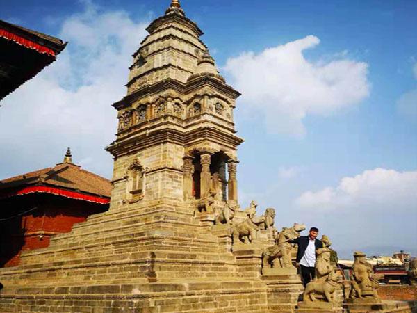 尼泊尔徒步旅行