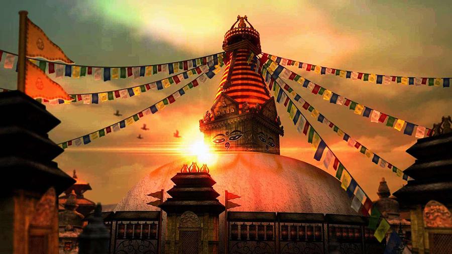2020年尼泊尔春节线路:成都、加德满都、巴德岗、库林塔、奇旺、班迪布尔、沙林阔特、博卡拉