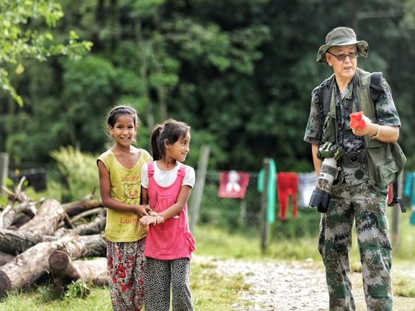 尼泊尔旅行